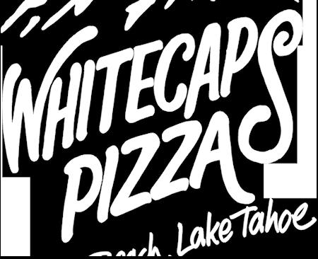 Whitecaps Pizza Logo