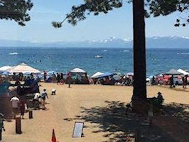 View of Kings Beach