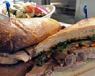 oven baked sandwich